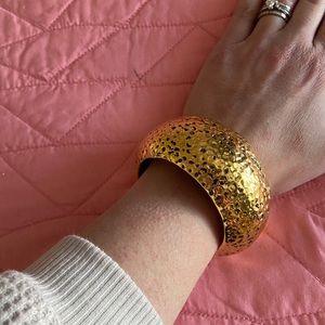 St. John gold bracelet